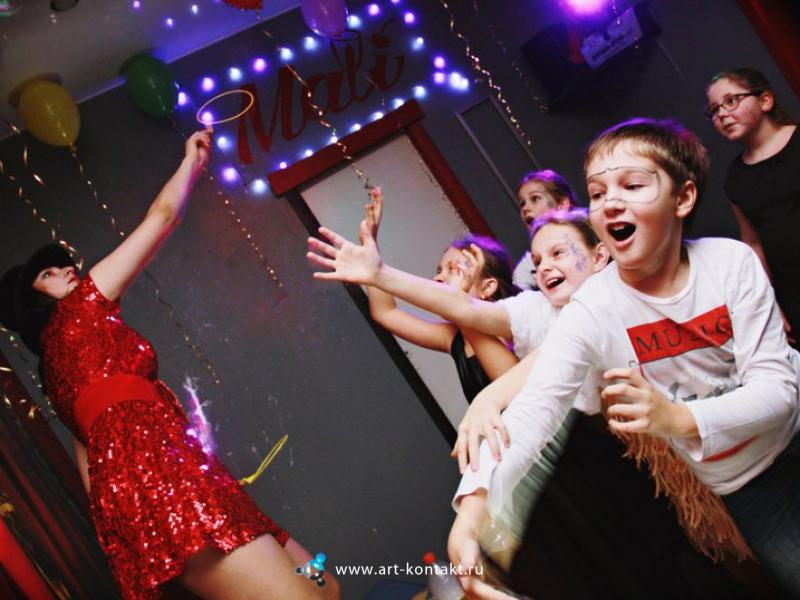 организация и проведение день рождения ребенка 10 лет в невском районе